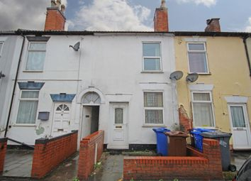 Thumbnail 2 bed terraced house to rent in Victoria Crescent, Burton-On-Trent