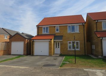 Thumbnail 4 bed detached house for sale in Forge Way, North Hykeham, Lincoln