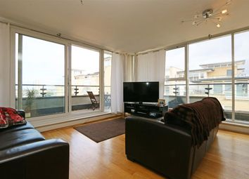Thumbnail 3 bed flat to rent in Compass House, Riverside West, Smugglers Way, London