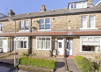 Thumbnail 3 bed terraced house for sale in 22 Grangefield Avenue, Burley In Wharfedale