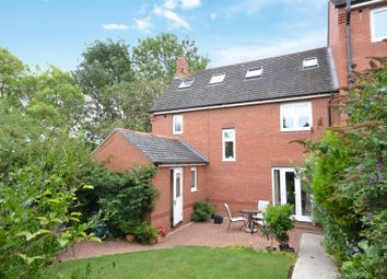 Thumbnail 4 bed semi-detached house for sale in Corelli Close, Stratford-Upon-Avon