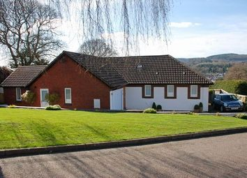 Thumbnail 3 bed detached bungalow for sale in Brownlands Road, Sidmouth