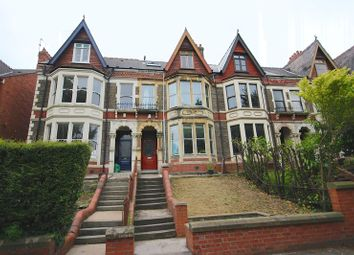 Thumbnail Terraced house for sale in Ninan Road, Roath Park, Cardiff