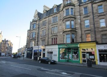 Thumbnail 5 bedroom flat to rent in Bruntsfield Place, Edinburgh