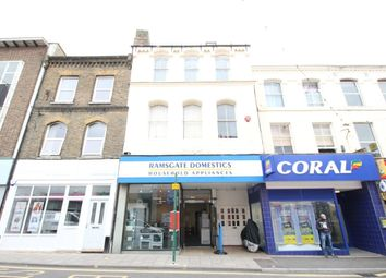 Thumbnail 2 bed flat to rent in King Street, Ramsgate
