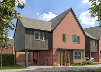 Thumbnail 3 bed detached house for sale in Poppy Field, North Of Water Lane, Steeple Bumpstead