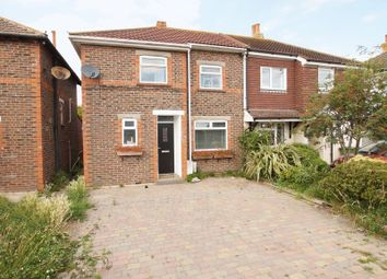 3 bed semi-detached house for sale in White Hart Lane, Portchester, Fareham PO16
