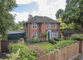 Thumbnail 4 bed detached house for sale in Cleeve Road, Goring On Thames, Reading
