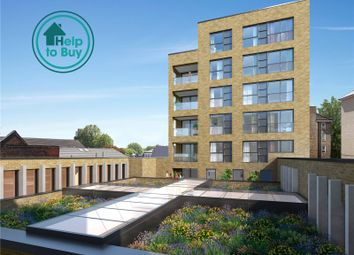 Thumbnail 2 bed flat for sale in Upper Place, Clapton, 85B Upper Clapton Road