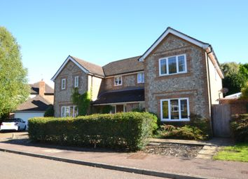 Thumbnail 5 bed detached house for sale in Long Park Close, Chesham Bois, Amersham