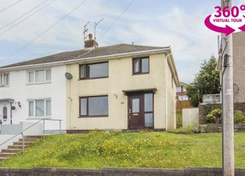 3 bed semi-detached house for sale in Hillside Crescent, Rogerstone, Newport NP10