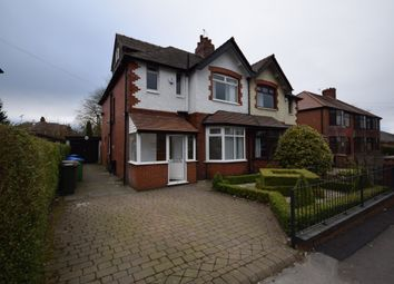 Thumbnail 5 bedroom semi-detached house to rent in Shaw Road, Rochdale