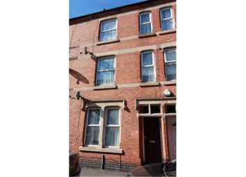 Thumbnail 4 bed terraced house for sale in Wilford Crescent East, Meadows