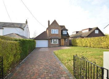 Thumbnail 4 bed detached house for sale in Primrose Hill, Widmer End, High Wycombe