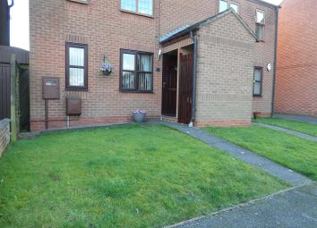 Thumbnail 1 bed flat for sale in Hastings Road, Swadlincote