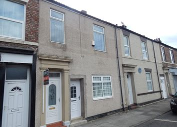 Thumbnail 3 bed maisonette for sale in West Percy Street, North Shields