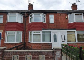 Thumbnail 2 bed terraced house to rent in Lamorna Avenue, Hull