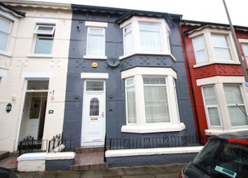 Thumbnail 3 bed terraced house for sale in Thurston Road, Liverpool, Merseyside
