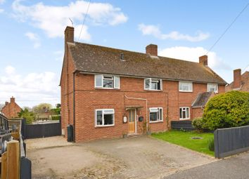 Thumbnail 3 bed semi-detached house for sale in The Meads, West Hanney, Wantage