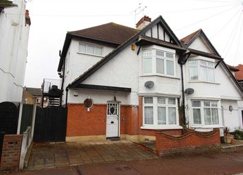 Thumbnail 2 bed flat for sale in Leigham Court Drive, Leigh-On-Sea