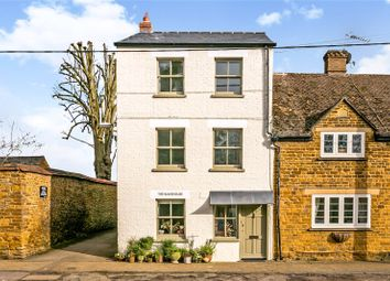 Thumbnail 3 bed end terrace house for sale in New Street, Deddington, Banbury, Oxfordshire