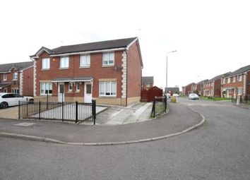 Thumbnail 3 bed semi-detached house for sale in Shuna Gardens, Glasgow, Lanarkshire