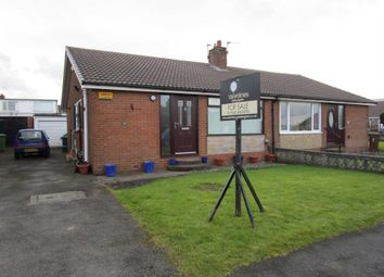 Thumbnail 2 bed semi-detached bungalow for sale in Sherwood Way, High Crompton, Shaw