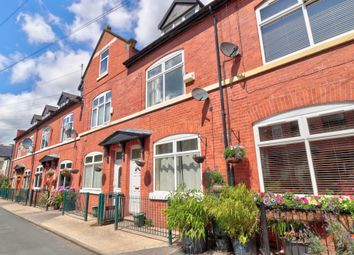 Thumbnail 4 bedroom terraced house for sale in Ash Street, Manchester