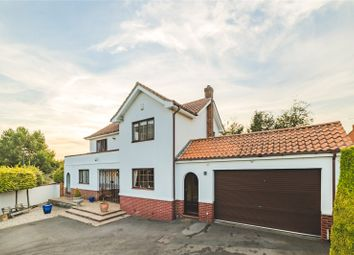 Thumbnail 5 bed detached house for sale in Roman Crescent, Old Town, Swindon