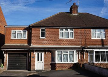 Thumbnail 4 bed semi-detached house for sale in Andrew Avenue, Ilkeston