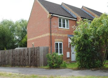 Thumbnail 2 bed terraced house to rent in Marston Drive, Manor Park, Newbury