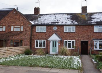 Thumbnail 3 bed semi-detached house for sale in Newport Road, Eccleshall