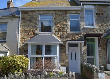 Thumbnail 3 bed property to rent in St. Johns Road, Newquay