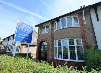 Thumbnail 3 bed semi-detached house for sale in 110 Preston Road, Preston