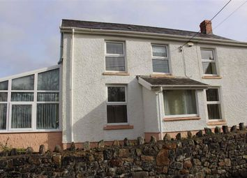Thumbnail 3 bed cottage for sale in The Lane, Wernffrwdd, Llanmorlais