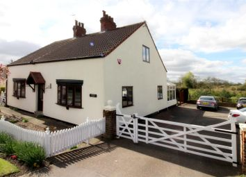Thumbnail 3 bed cottage for sale in Hull Road, Woodmansey, Beverley