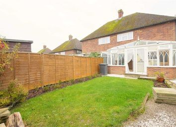 Thumbnail 2 bed semi-detached house for sale in Harebeating Drive, Hailsham