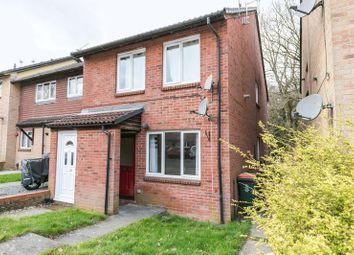Thumbnail 1 bed maisonette for sale in St. Andrews Road, Ifield, Crawley, West Sussex