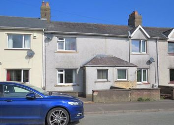 Thumbnail 3 bed terraced house for sale in Wilsons Terrace, Broughton Moor, Maryport