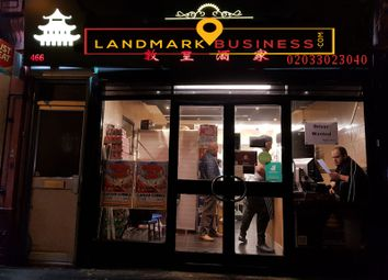 Thumbnail Restaurant/cafe for sale in Garratt Lane, Tooting