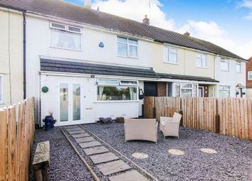 Thumbnail 4 bed terraced house for sale in Meadfoot Road, Moreton, Wirral