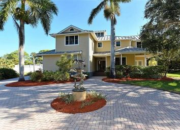 Thumbnail 4 bed property for sale in 8823 Fishermens Bay Dr, Sarasota, Florida, 34231, United States Of America