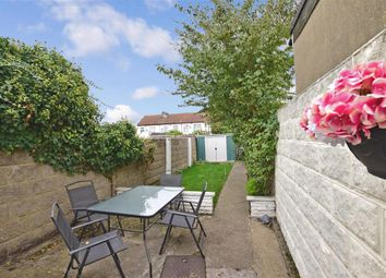Thumbnail 2 bed terraced house for sale in Seymour Road, Northfleet, Gravesend, Kent