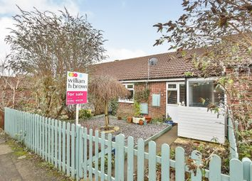 2 bed terraced bungalow for sale in Charles Close, Toftwood, Dereham NR19