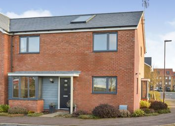 Thumbnail 3 bed semi-detached house for sale in Twiselton Heath, Stratford Park, Wolverton