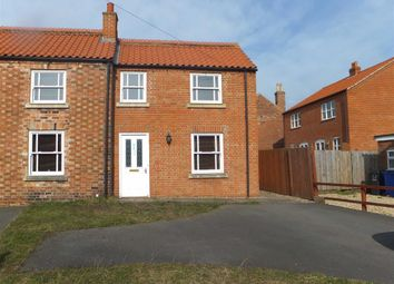 Thumbnail 3 bed semi-detached house for sale in Waterloo Street, Market Rasen
