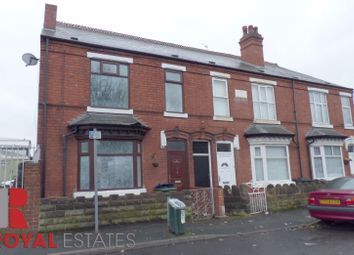 Thumbnail 3 bedroom end terrace house for sale in Park Lane East, Tipton