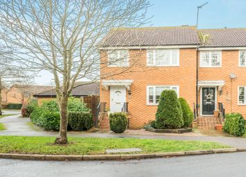 Thumbnail 3 bed end terrace house for sale in Tempsford, Welwyn Garden City