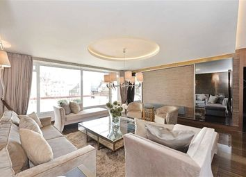 Thumbnail 3 bed flat for sale in Chelwood House, Gloucester Square, Hyde Park, London