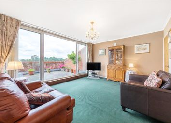 Thumbnail 2 bed flat for sale in Sawkins Close, London